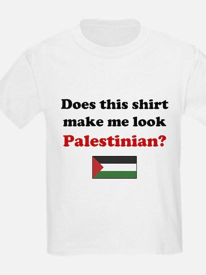 Make Me Look Palestinian T-Shirt