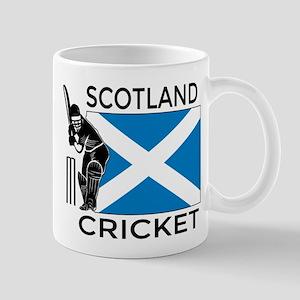 Scotland Cricket Mug