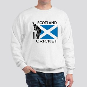 Scotland Cricket Sweatshirt