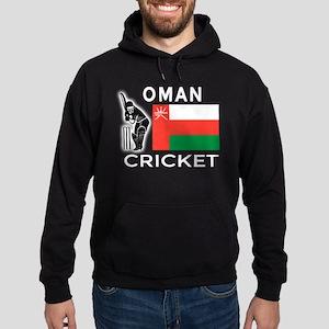 Oman Cricket Hoodie (dark)