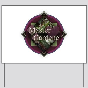 Master Gardener Yard Sign