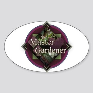 Master Gardener Sticker