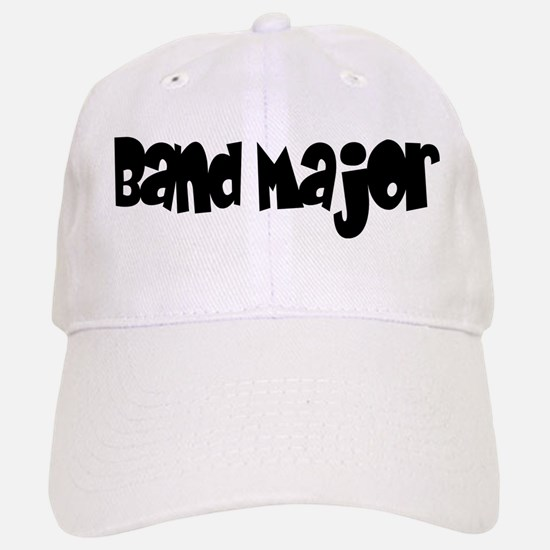 Band Major Baseball Baseball Cap