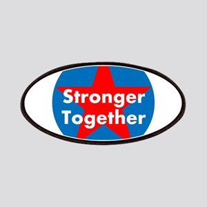 Stronger Together, Hillary 2016 Patch