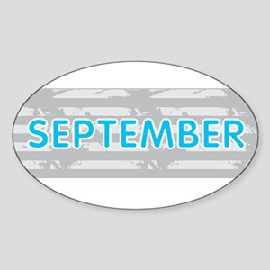 SEPTEMBER Sticker