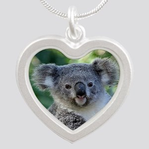 Cute cuddly koala Necklaces