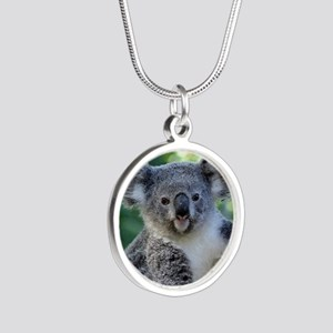 Cute cuddly koala Necklaces