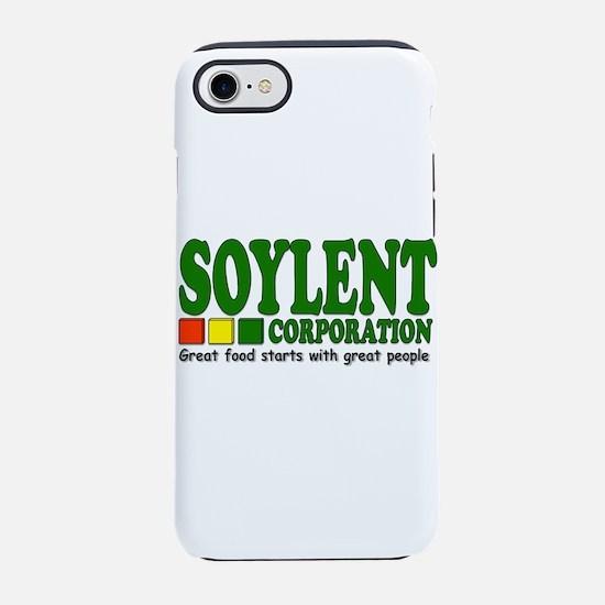 soylent green iPhone 8/7 Tough Case
