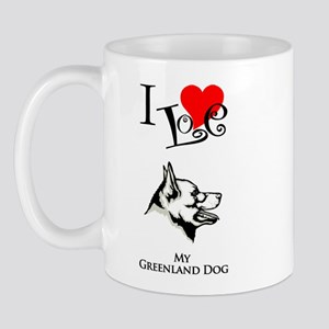 Greenland Dog Mug