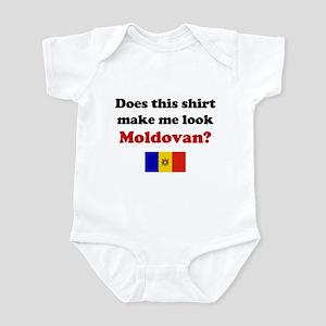 Make Me Look Moldovan Infant Bodysuit