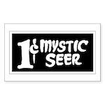 Mystic Seer - Rectangle Sticker