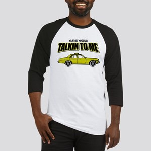 Movie Humor Taxi Driver Baseball Jersey