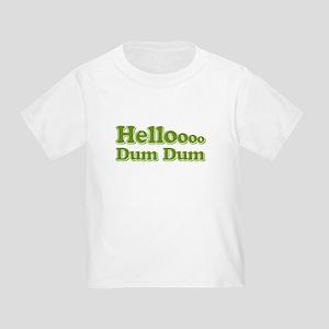 College Humor Great Gazoo Toddler T-Shirt