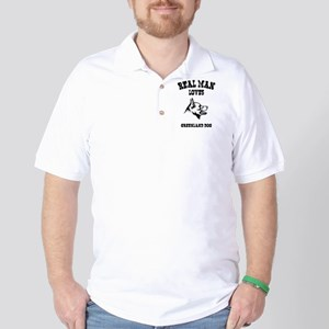 Greenland Dog Golf Shirt