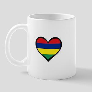 Mauritius Love Mug