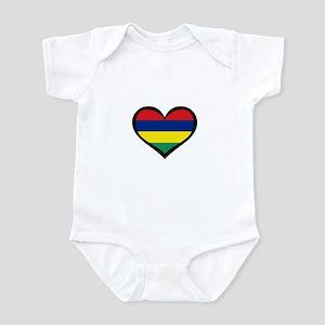 Mauritius Love Infant Bodysuit