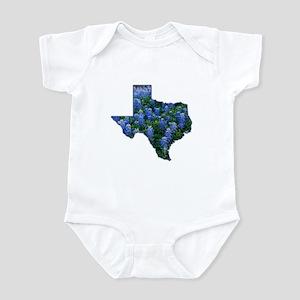 TX Bluebonnets Infant Bodysuit