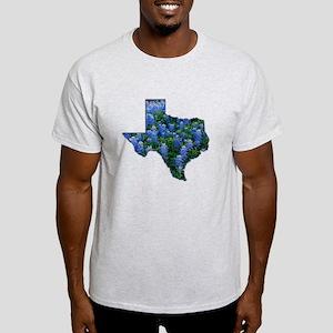 TX Bluebonnets Light T-Shirt