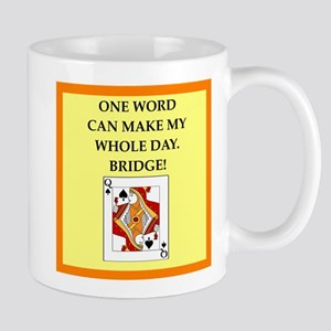 bridge joke Mugs