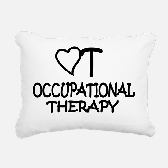 Cute Occupational therapy Rectangular Canvas Pillow