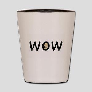 WOW Shot Glass