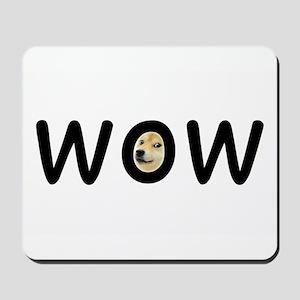 WOW Mousepad