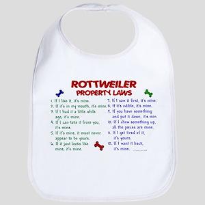 Rottweiler Property Laws 2 Bib