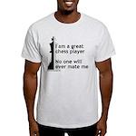 Mate Me Ash Grey T-Shirt