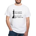 Mate Me White T-Shirt