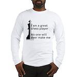 Mate Me Long Sleeve T-Shirt