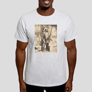 Broken Arm Ash Grey T-Shirt