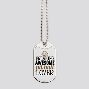 Pit Bull Lover Dog Tags