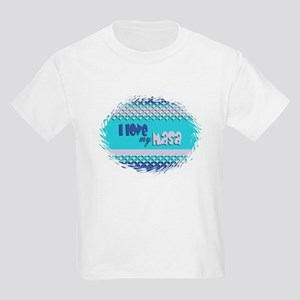 Blue Masa Kids Light T-Shirt