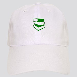 Stack Of Green Books Cap