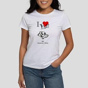 Kangal Dog Women's T-Shirt