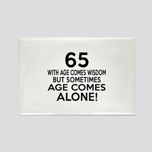 65 Awesome Birthday Designs Rectangle Magnet