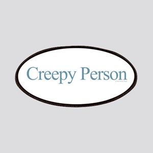 Creepy Person Patch
