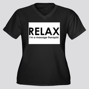 RELAX MT Plus Size T-Shirt