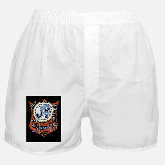 Funny Strength Boxer Shorts