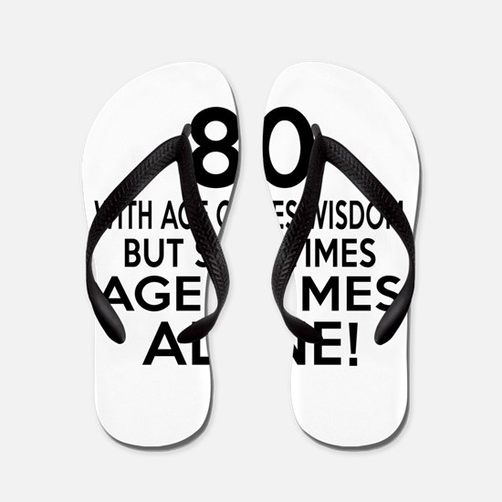 80 Awesome Birthday Designs Flip Flops