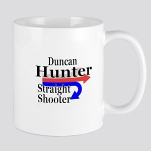 Duncan Hunter Straight Shoot Mug