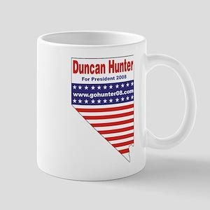Duncan Hunter Nevada Mug