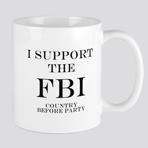 I Support the FBI Mugs