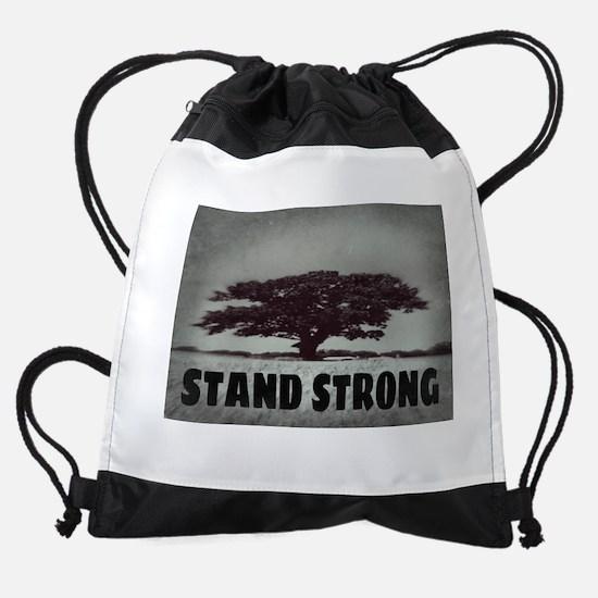 STAND STRONG Drawstring Bag