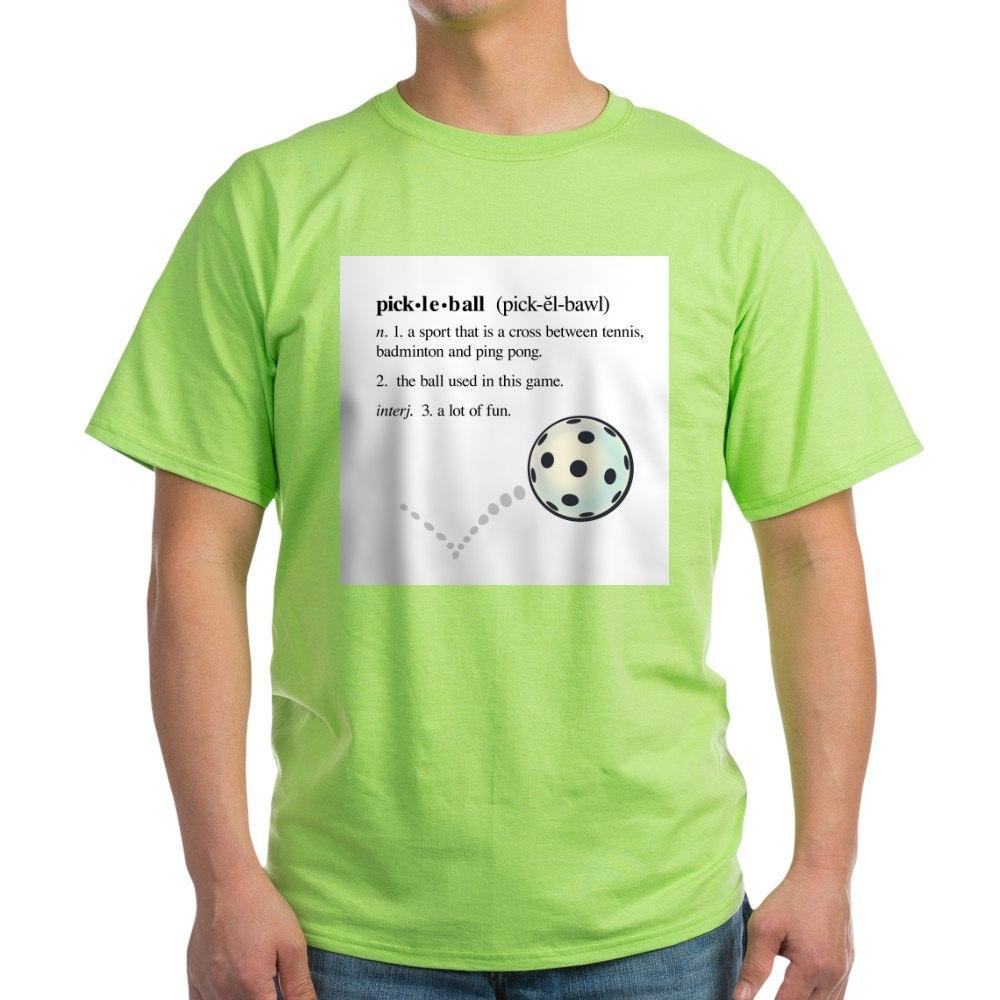 CafePress-Pickleball-Definition-With-Ba-Light-T-Shirt-Light-T-Shirt-186958273 thumbnail 22