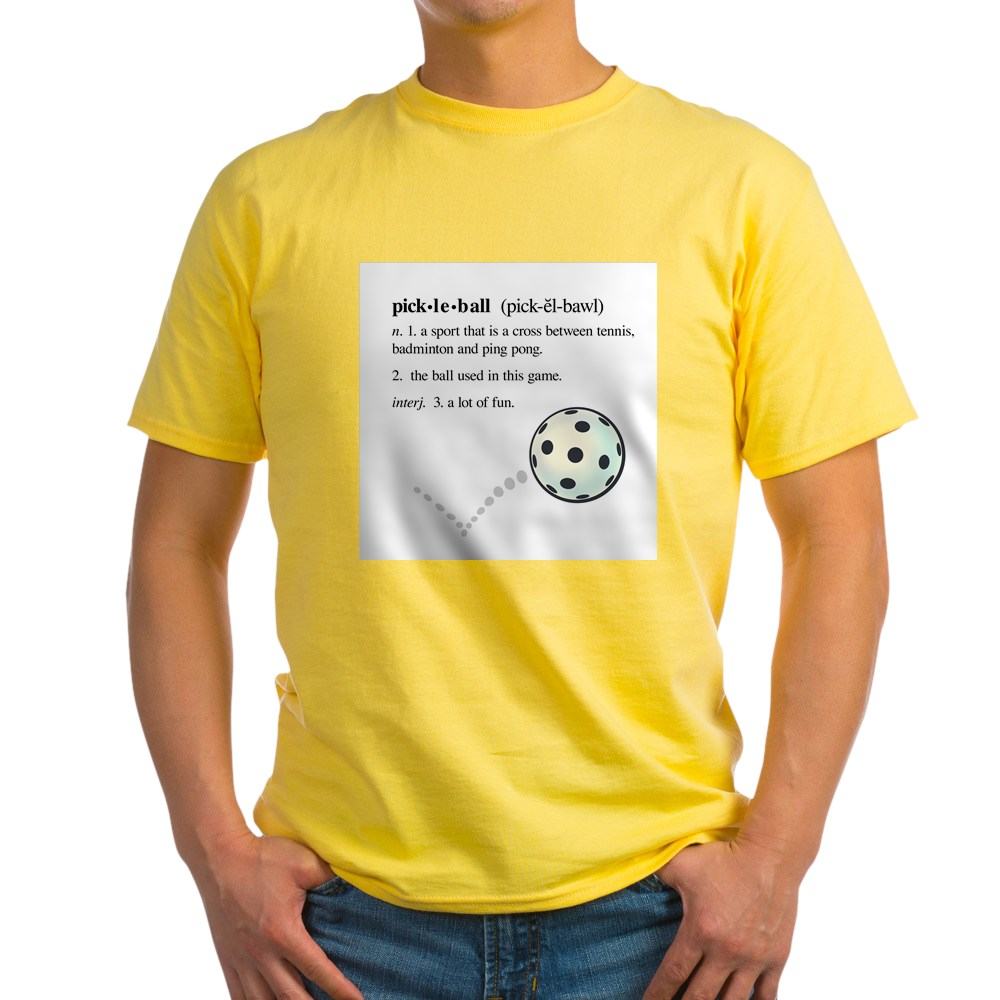 CafePress-Pickleball-Definition-With-Ba-Light-T-Shirt-Light-T-Shirt-186958273 thumbnail 52