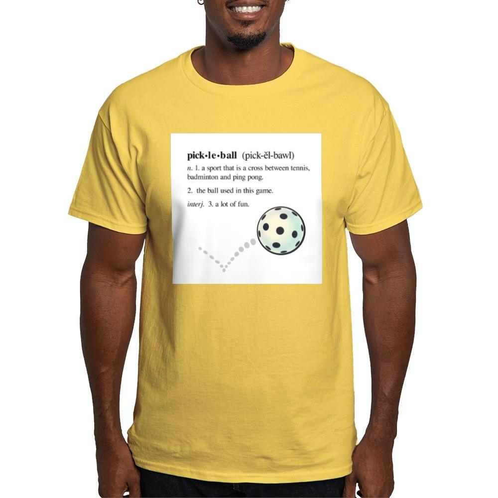 CafePress-Pickleball-Definition-With-Ba-Light-T-Shirt-Light-T-Shirt-186958273 thumbnail 55