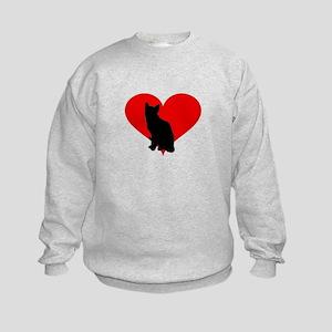Cat Kids Sweatshirt