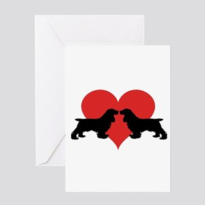 Cockerlove Greeting Cards