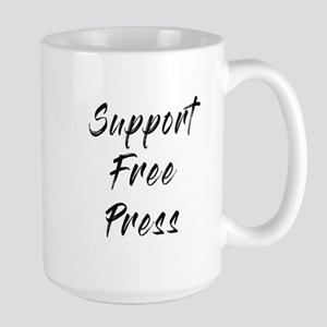 Support Free Press Mugs